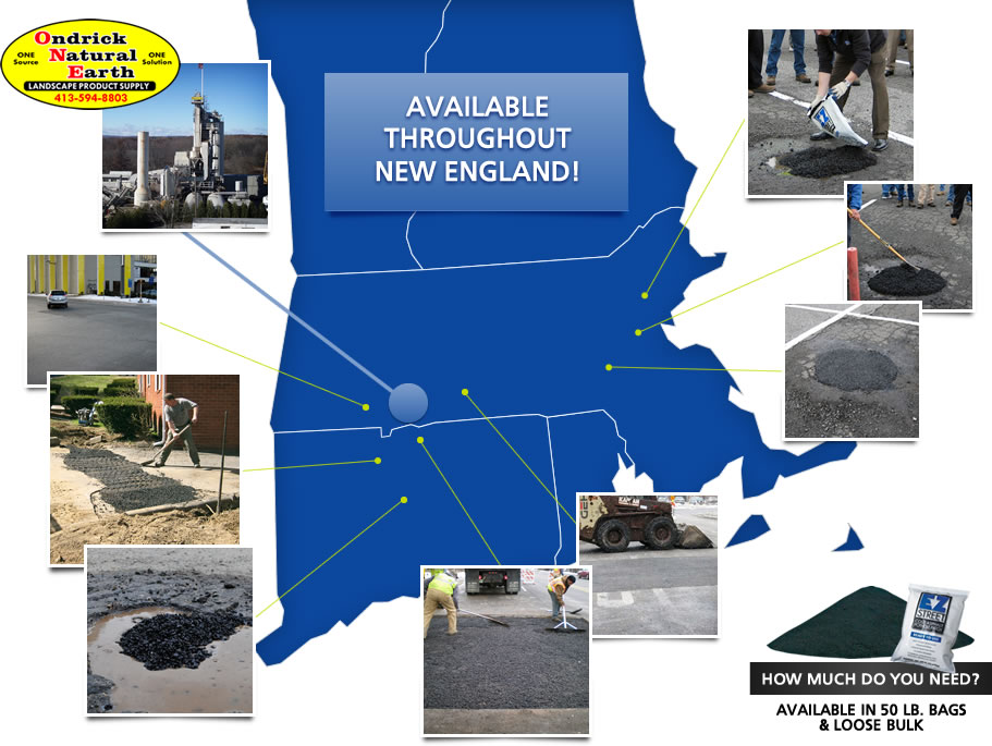 New England Asphalt Repair and New England Pothole Repair